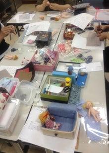 $羊毛フェルト人形「wawa」-羊毛フェルト教室 恵比寿 渋谷 東京
