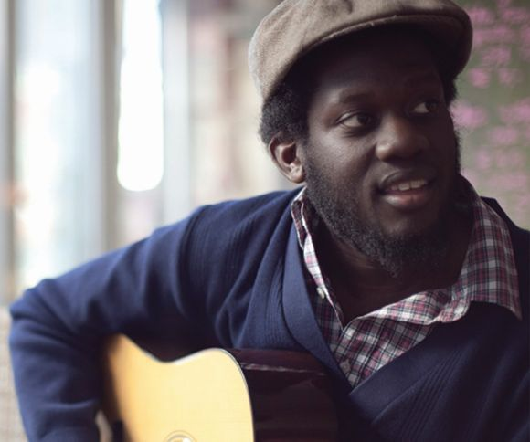 SNOW BLIND WORLD-Michael Kiwanuka