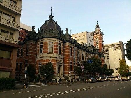 気まぐれ建物探訪-横浜1