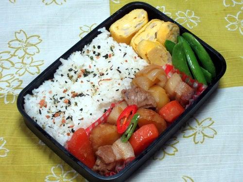 豚バラの煮物(テジカルビチム)
