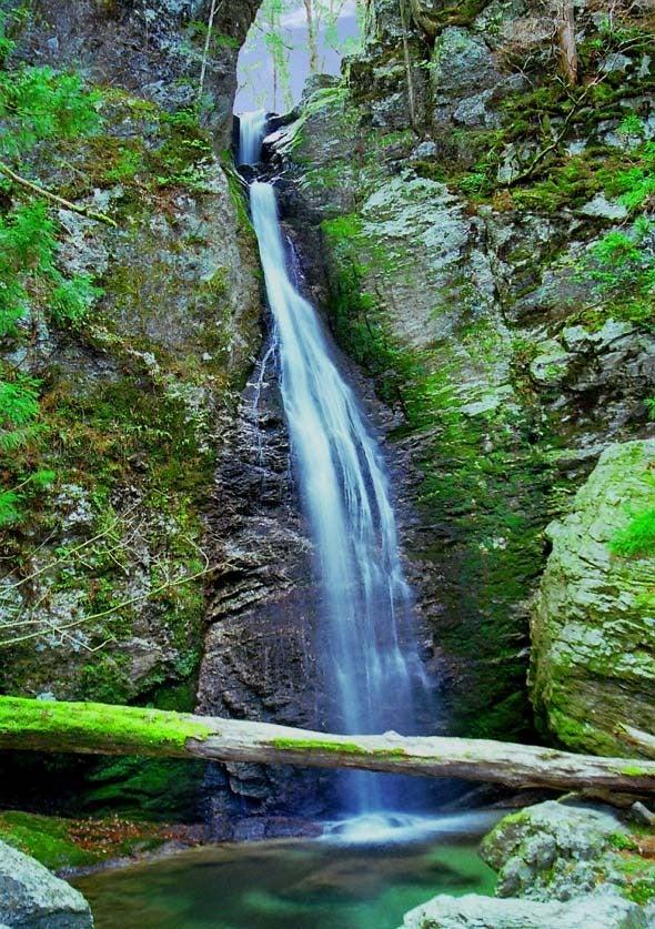 しぶきの滝ブログ竜王の滝・大豊町 高知県