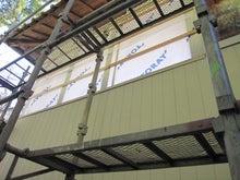 北九州市古民家リノベーションサイディング
