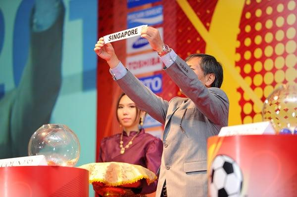 スズキカップ SUZUKI CUP 2012