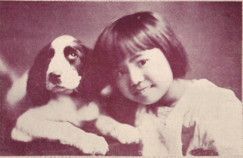 帝國ノ犬達-愛犬