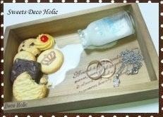 クッキー&ミルク