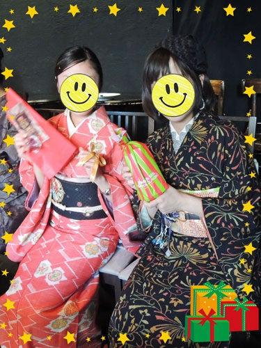 東京で着物ライフを楽しむ会 ~東京きものライフ~-おりつさん、ちーさん