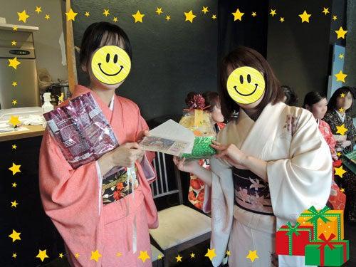 東京で着物ライフを楽しむ会 ~東京きものライフ~-akemiさん、あいかさん