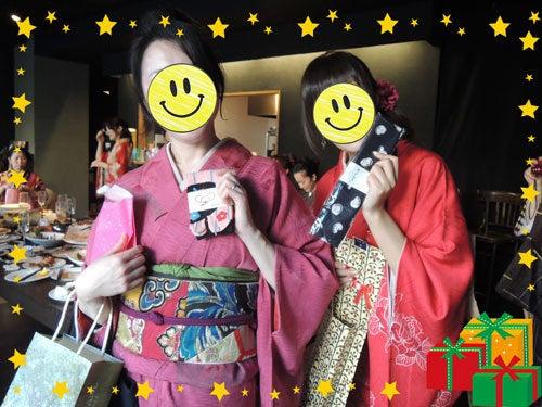 東京で着物ライフを楽しむ会 ~東京きものライフ~-きよみさん、みきさん