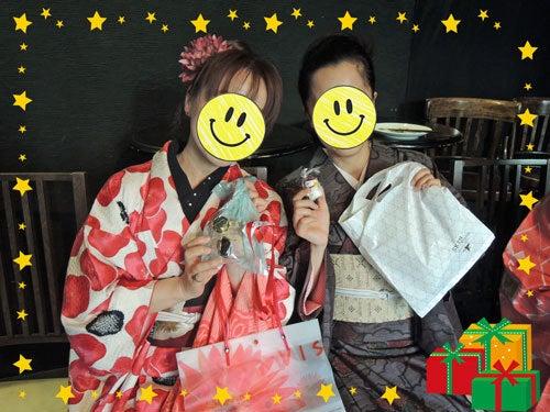 東京で着物ライフを楽しむ会 ~東京きものライフ~-ひろみさん、ようこさん