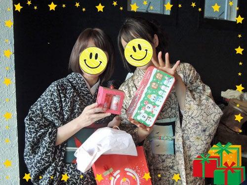 東京で着物ライフを楽しむ会 ~東京きものライフ~-ゆみこさん、あゆみさん