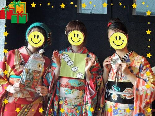 $東京で着物ライフを楽しむ会 ~東京きものライフ~-ともこさん、そらこさん、舞