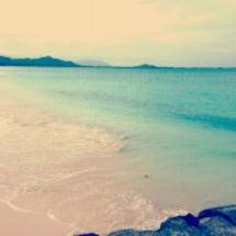 カイルアビーチと周辺…