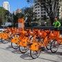 サンパウロ市 自転車…