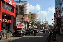 プロジェクトアブロード-インドの都市