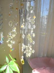 MotherShipのキラキラ☆日記-チャイム 水晶 マザーシップ