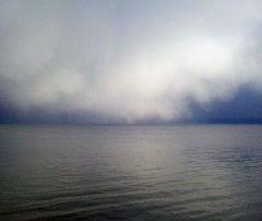Dr.ミーヤンの下手っぴい釣りブログ-121211_153143 新堀沖の風景