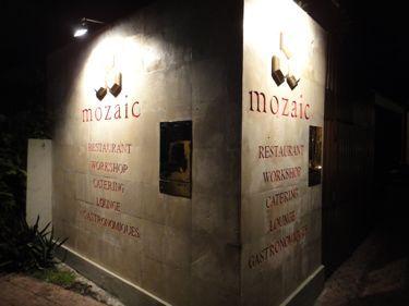 横浜発 驢馬人の美食な日々-mozaic