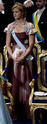 Time Tested Beauty Tips * Audrey Hepburn Forever *-2008 マデレーン王女 ノーベル賞授賞式