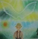 椿の輝くパステルダイアリー