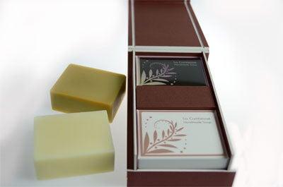 手作り洗顔石鹸専門店 La Comtesse(ラ・コンテス)のブログ-アルガン石鹸2個セット