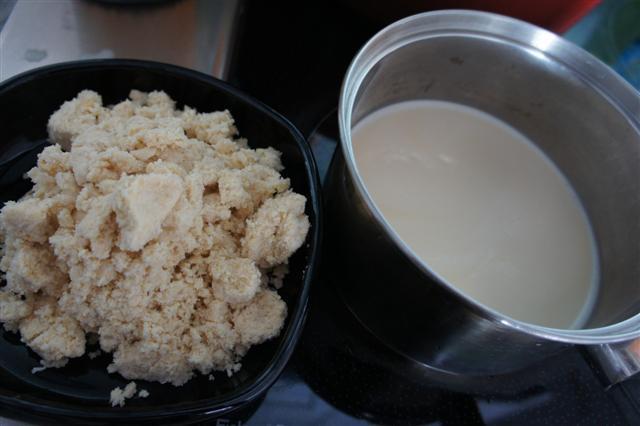 ニュージーランド半自給自足生活-ひよこまめ豆腐3