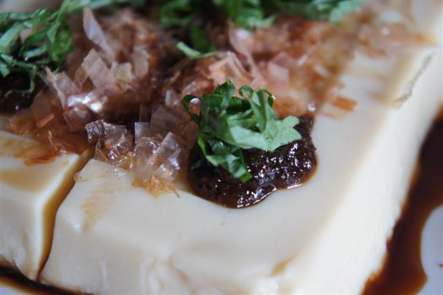 ニュージーランド半自給自足生活-ひよこ豆腐 甘味噌