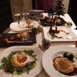 クリスマスディナーの…