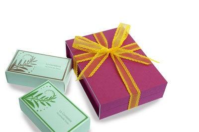 手作り洗顔石鹸専門店 La Comtesse(ラ・コンテス)のブログ-手作り生石鹸ギフトボックス