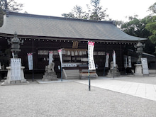 Suica割-2012無謀旅\イザナギ神社_拝殿.JPG