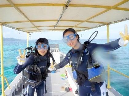 西表島ダイビング あべちゃん海ブログ  「にこにこダイビング」-ダイビング前
