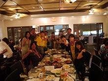 $hyangのひとりごと...-完走後の食事風景