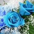 青バラのハーモニー