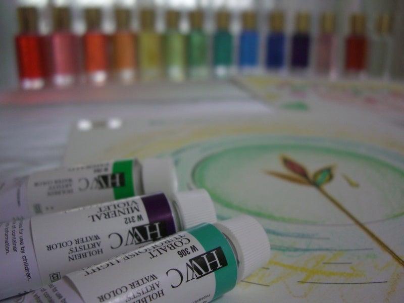 カラー・アートセラピーで「心すっきり!」カウンセリング大阪