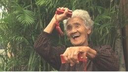 広野ゆうなのフーテンひぐらし-おばあ2