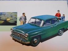 $1959PORSCHE356Aのブログ-56年RS3中