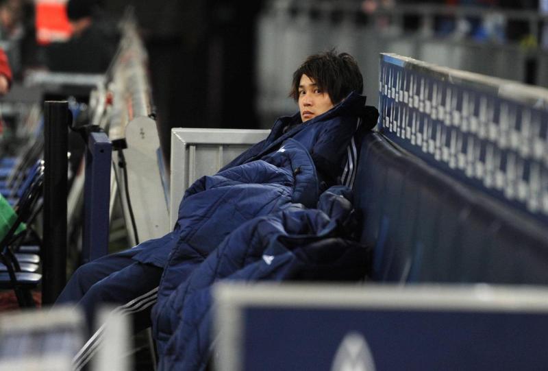 内田篤人 ブラジルワールドカップ サッカー 日本代表 メンバー発表