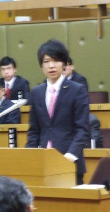 $枚方市議会議員木村亮太公式ブログ-12月議会①