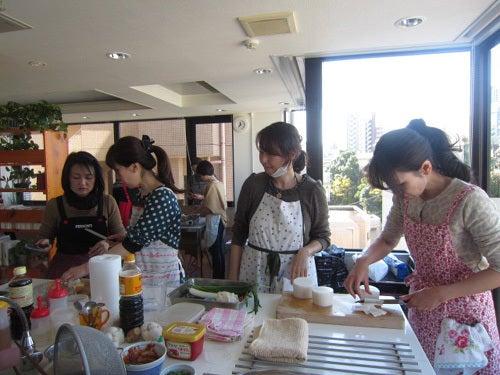 手作りキムチ教室