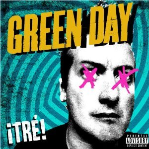 SNOW BLIND WORLD-GREEN DAY