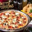クリスマスピザの販売…