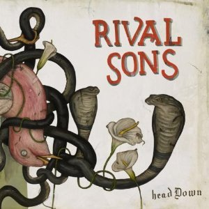 SNOW BLIND WORLD-Rival Sons