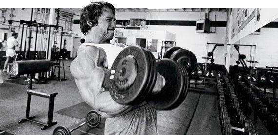 アーノルド·シュワルツェネッガー 上腕二頭筋トレーニングメニュー 筋トレのことなら[Oliva's Brog]