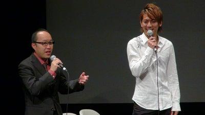 おすふんブログ-根本監督、上山竜司