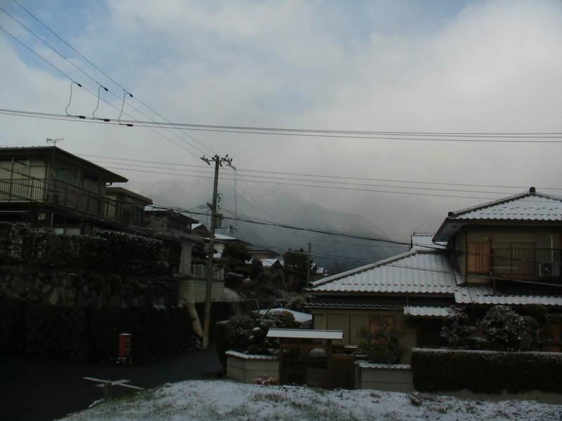 おまけ道@琵琶湖畔で実家生活♪ポテチンっ♪-20121224mon