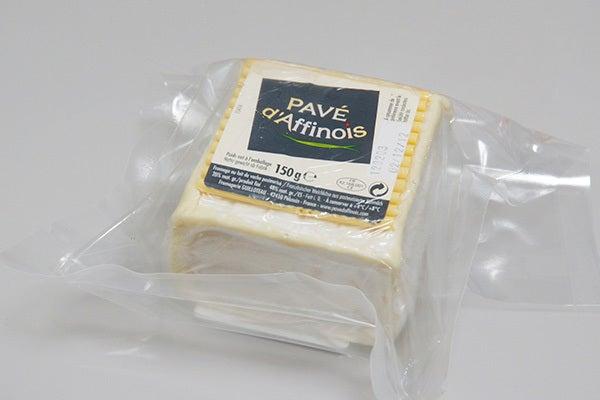 cheltenhamのブログ-パヴェなんとか・やわらか発酵チーズ