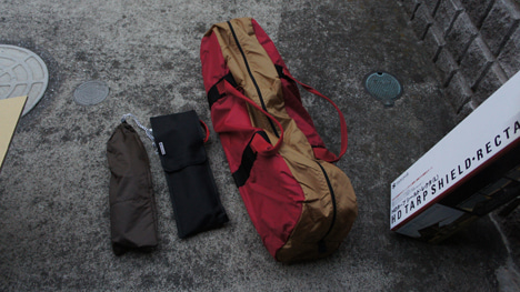 初めてのオートキャンプ!子供と一緒にキャンプに行こう!-レクタ(L) Proセット4