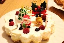 日々 更に駆け引き-クリスマスケーキ