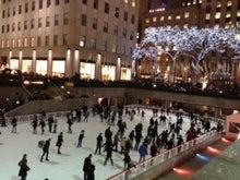 N.Y.に恋して☆-Rockefeller center Christmas 1
