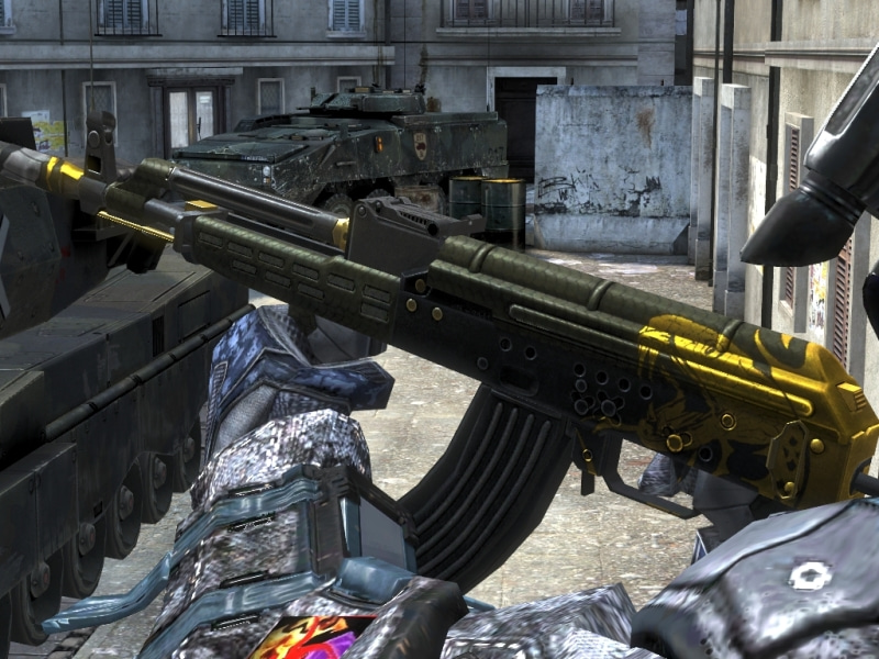 Alliance of Valiant Arms公式ブログ-AMD_Kaliya