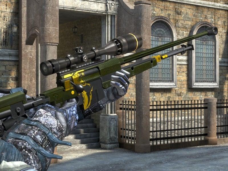 Alliance of Valiant Arms公式ブログ-PGM_Kaliya